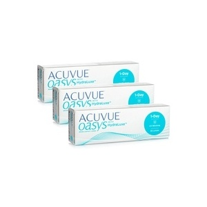 Johnson&Johnson Acuvue Oasys 1-Day with HydraLuxe (90 lentile)