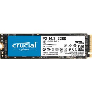 Crucial P2 1TB PCI Express 3.0 x4 M.2 2280