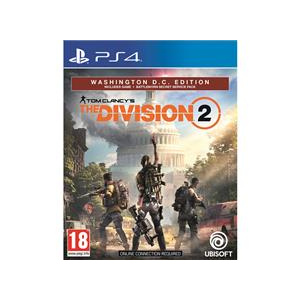 Ubisoft Tom Clancys The Division 2 Washington Dc Edition Ps4