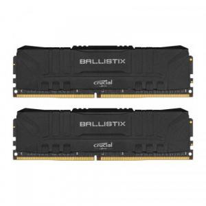 Crucial Ballistix Black 16GB, DDR4-3200MHz, CL16 BL2K8G32C16U4B