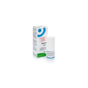 Thea Hyabak 10ml cu 0.15% acid hialuronic (hialuronat de sodiu)