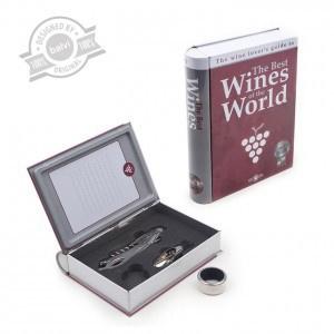 Balvi Cutie cadou + accesorii vin