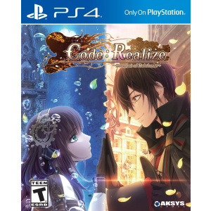 Idea Factory Code Realize Bouquet of Rainbows PlayStation 4