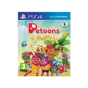 PlayStation Petoons Party Ps4