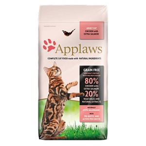 Applaws Adult Somon si Pui 7.5 kg