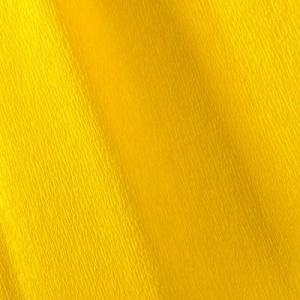 Canson Hartie creponata superioara 0,5x2,5m, 48g/mp, Jaune citron (Galben lamaie)