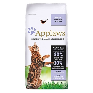 Applaws Adult Rata si Pui 7.5 kg