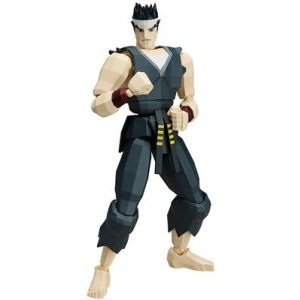 MAX FACTORY Virtua Fighter Figma Akira Yuki
