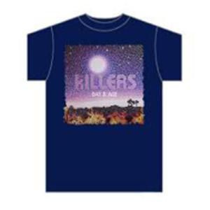 The Killers Day Age  Album  blue