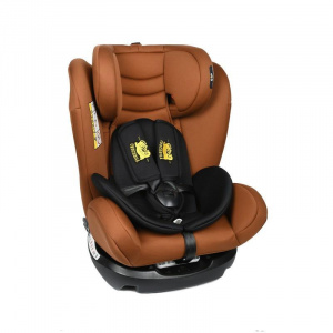 Crocodile Riola cu Isofix Coffee