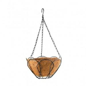 Palisad Ghiveci cocos suspendat 690028, diametru 30 cm, inaltime 480 mm