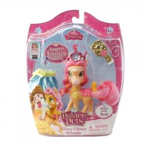 Blip Toys Poneiul Lui Belle Disney Stralucitoare 6 Cm - Petite