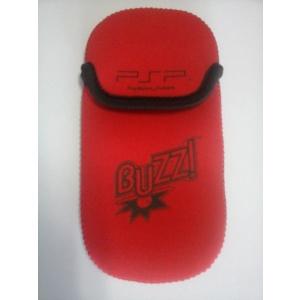 Sony Husa protectie PSP, rosie