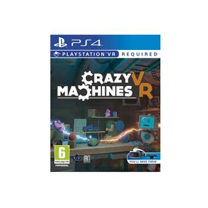 PlayStation Crazy Machines Ps4