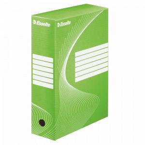 Esselte Cutie arhivare Standard VIVIDA, 100 mm, verde