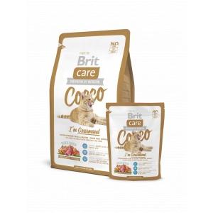 Brit Cat Cocco Gourmand 2 kg
