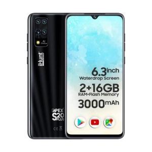 iHunt S20 Plus Apex 2021 16GB Dual SIM 3G Black