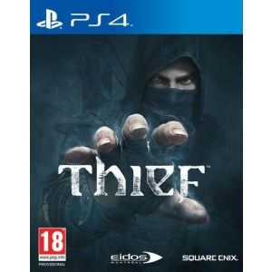 Square Enix Thief Bank Heist Edition PS4