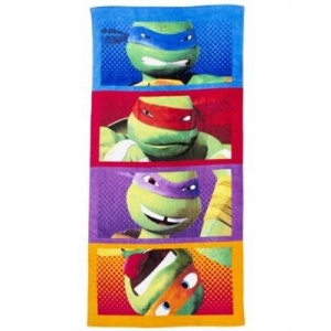 Character World Prosop Teenage Mutant Ninja Turtles