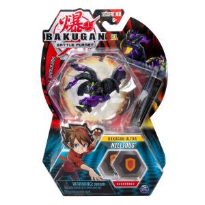 Spin Master Bakugan bila ultra Nillious Double Head Dragon