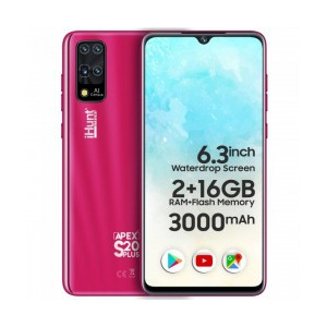 iHunt S20 Plus Apex 2021 16GB Dual SIM 3G Red