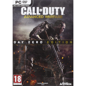 Activision Call of Duty Advanced Warfare Day Zero Edition CODE ONLY ONLY FOR SALE IN 50+++ PC