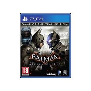 Warner Bros. Batman Arkham Knight Game of the Year Edition PS4