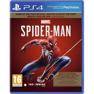 Sony Marvel s Spider-Man GOTY pentru Playstation 4
