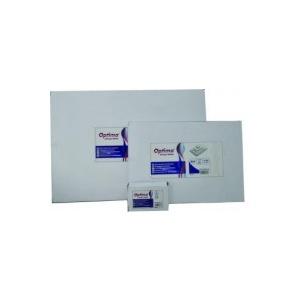 Optima Folie pentru laminare 54 x 86 mm, 125 microni 100buc/top Optima