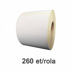 ZINTA Role etichete semilucioase 100x150mm, 260 et./rola - 100X150X260-SGP