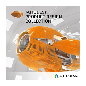 Autodesk Product Design & Manufacturing Collection IC Commercial, 1 an, 1 user, SPZD