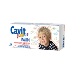 Biofarm Cavit Junior Imun 20 tablete
