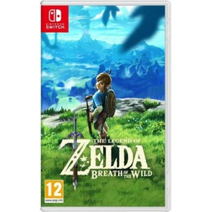 Nintendo The Legend of Zelda: Breath of the Wild Switch