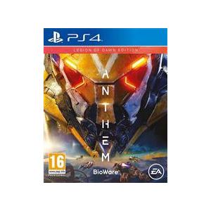 Electronic Arts Anthem Legion Of Dawn Edition Ps4