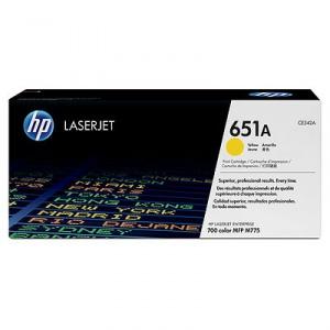 HP 651A LaserJet galben (CE342A)
