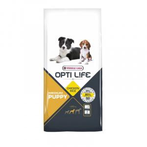 Versele-Laga Opti Life Puppy Medium, 12.5 kg