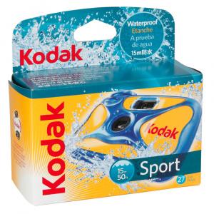 Kodak Sport Waterproof 27 cadre color ISO800