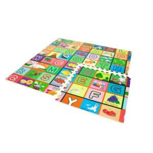 Palmonix Covoras Educativ tip Puzzle din Spuma Moale F61B