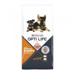 Versele-Laga Opti Life Puppy Sensitive All Breeds, 12.5 kg