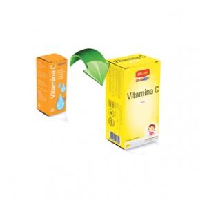 Biofarm Vitamina C Junior solutie 10ml