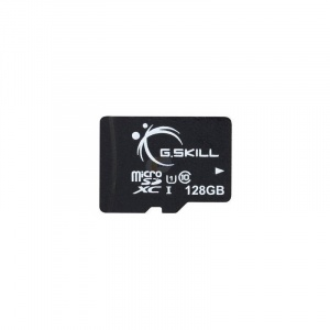 G.Skill microSDXC 128GB Clasa 10 UHS-1 U1 FF-TSDXC128GN-U1