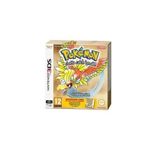 Nintendo Pokemon Gold Version (Download Code) 3Ds