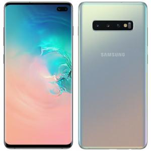 Galaxy S10 Plus G975 128GB Dual Sim Prism Silver