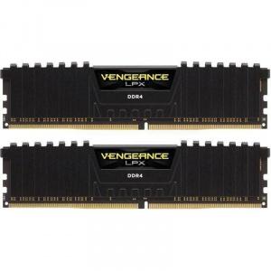 Corsair Vengeance LPX Black, 16GB, DDR4, 4133MHz, CL19 CMK16GX4M2K4133C19