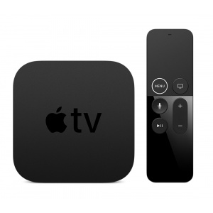 Apple TV 4K Negru