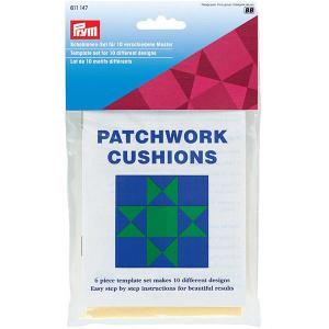 Prym Set cu 6 sabloane pentru modele Patchwork 611147