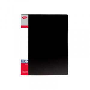Daco Mapa cu 80 folii negru