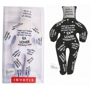 Invotis Papusa voodoo fost iubit