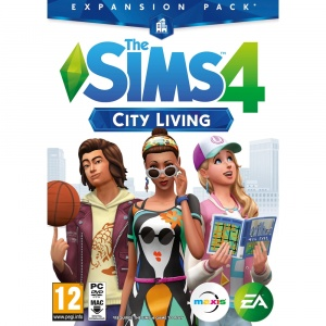 Electronic Arts The Sims 4: City Living PC