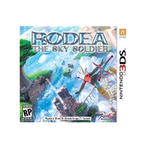 NIS America Rodea The Sky Soldier Nintendo 3Ds